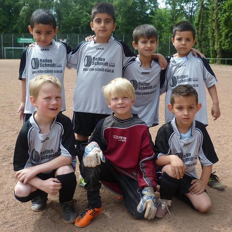Ballfreunde Bambini 2 am 28.05.2011