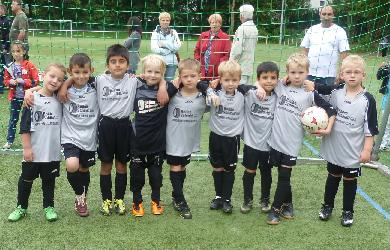 Ballfreunde Bambini 2 am 03.07.2011