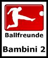 Ballfreunde Bambini 2 - die jüngsten Kicker von Ballfreunde Bergeborbeck