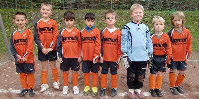 Ballfreunde Bambini am 30.10.2010