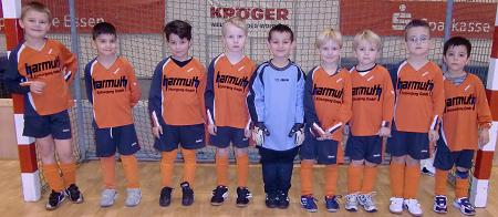 Ballfreunde Bambini am 07.11.2010
