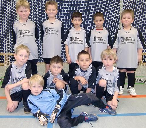 Ballfreunde Bambini am 05.02.2011