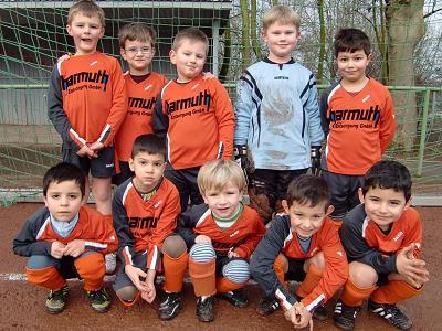 Ballfreunde Bambini am 15.01.2011