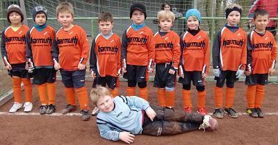 Ballfreunde Bambini am 19.02.2011