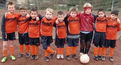 Ballfreunde Bambini am 26.02.2011