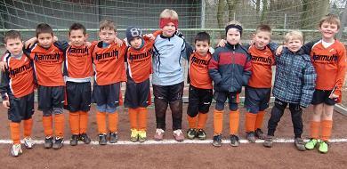 Ballfreunde Bambini am 05.03.2011