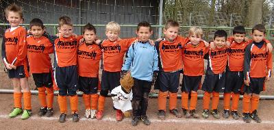 Ballfreunde Bambini am 26.03.2011