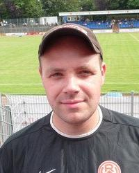 Trainer der 2. Mannschaft Christian Prinzen