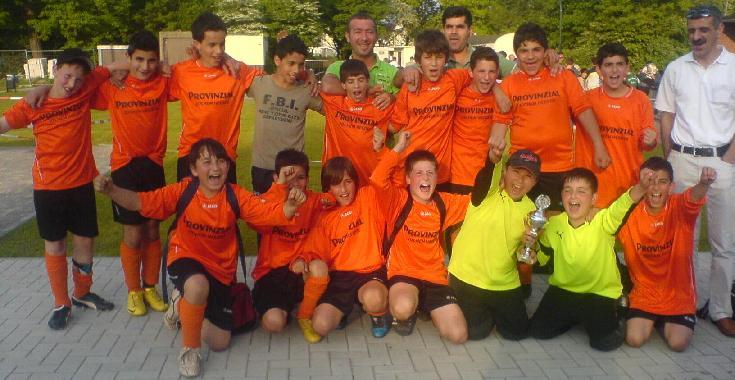 Ballfreunde D-Jugend am 22.05.2010