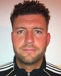 Trainer der 1. Mannschaft Dennis Herrmann