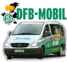 DFB-Mobil kommt zu Ballfreunde Bergeborbeck