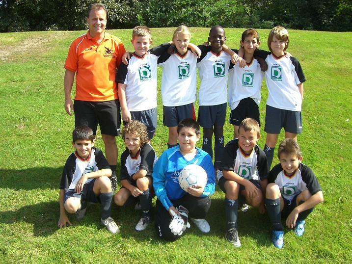Ballfreunde E1 am 22.08.2009
