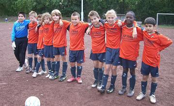 Ballfreunde E1-Jugend