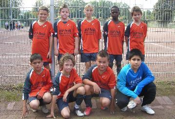 Ballfreunde Bergeborbeck E1 am 19.09.2009