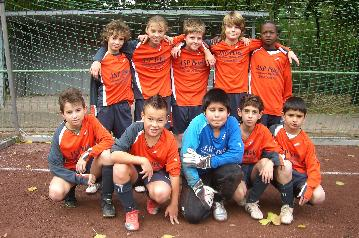 Ballfreunde Bergeborbeck E1 am 24.10.2009
