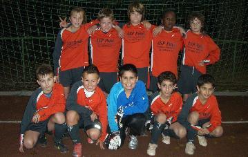 Ballfreunde Bergeborbeck E1 am 29.10.2009