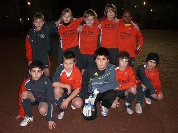 Ballfreunde Bergeborbeck E1 Jugend am 11.12.2009