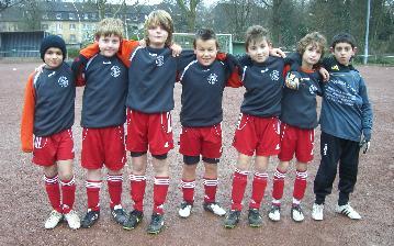 Ballfreunde Bergeborbeck E1 Junioren am 12.12.2009