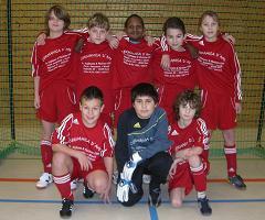 Ballfreunde Bergeborbeck E1 Junioren am 02.01.2010