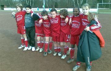 Ballfreunde Bergeborbeck E1 Jugend am 23.01.2010