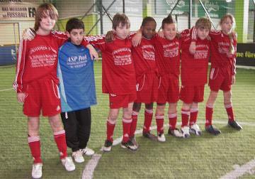 Ballfreunde E1 Junioren am 30.10.2010