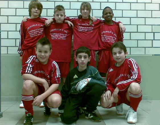 Ballfreunde E1 Junioren am 06.02.2010