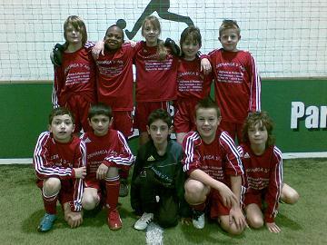 Ballfreunde E1 Junioren am 16.02.2010