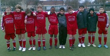 Ballfreunde E1 Jugend am 20.02.2010