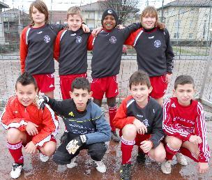 Ballfreunde E1 Jugend am 27.02.2010