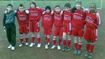 Ballfreunde E1 Jugend am 11.03.2010