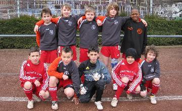 Ballfreunde E1 Jugend am 13.03.2010