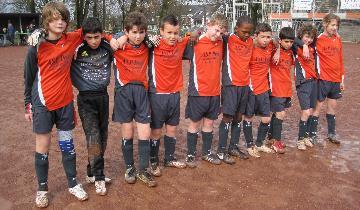 Ballfreunde Bergeborbeck 1 Junioren am 20.03.2010