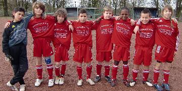 Ballfreunde Bergeborbeck 1 Junioren am 27.03.2010