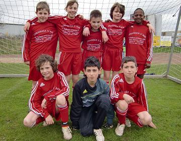 Ballfreunde E1 Jugend am 03.04.2010
