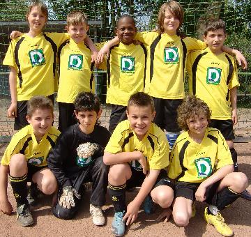 Ballfreunde Bergeborbeck E1 Jugend am 24.04.2010
