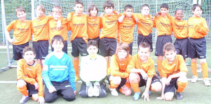 Ballfreunde Bergeborbeck D2/E1 Junioren