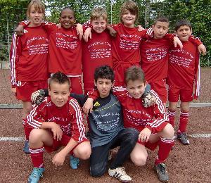Ballfreunde Bergeborbeck E1 Jugend am 08.05.2010