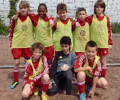 Ballfreunde E1 am 15.05.2010