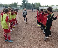 Ballfreunde gegen SV Horst 08 am 15.05.2010