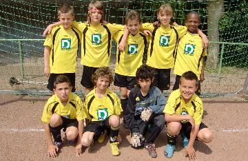 Ballfreunde Bergeborbeck E1 Jugend am 29.05.2010