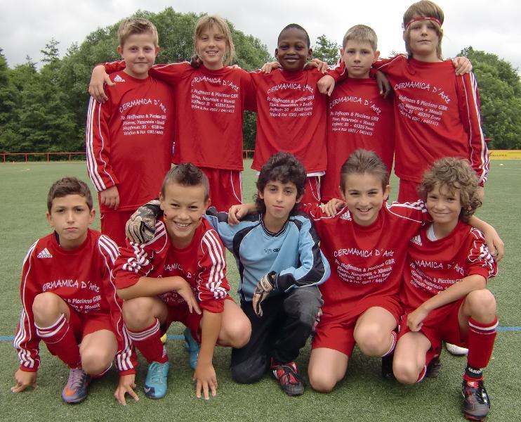 Ballfreunde E1 am 20.06.2010