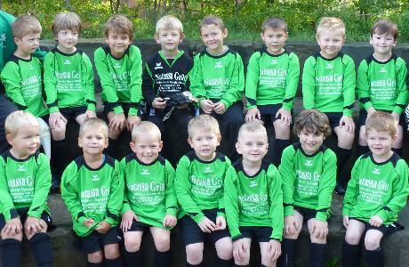 Eintracht Borbeck Bambini am 08.10.2011