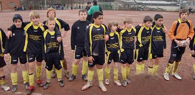 Eintracht Borbeck D1 Jugend am 15.01.2011