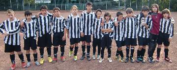 ESC Preussen D3 Jugend am 22.09.2010
