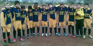 ESC Preußen D4 Jugend am 19.02.2011