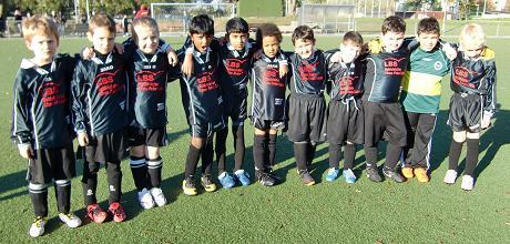 ESC Preußen F3 Jugend am 15.10.2011