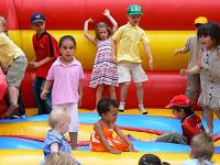 Kinderfest bei Ballfreunde Bergeborbeck