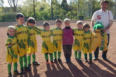 FC Karnap Bambini II am 16.04.2011