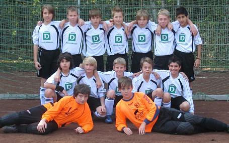 FC Stoppenberg D1 Junioren am 02.10.2011