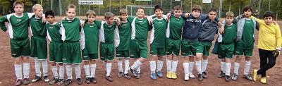 FC Stoppenberg D2 Jugend am 30.10.2010